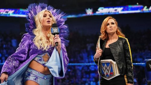 Becky Lynch will face Charlotte, in addition to her already announced match against Evans