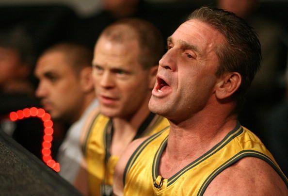 Ken Shamrock: Some big fights didn