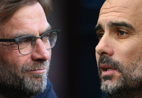 Jurgen Klopp and Pep Guardiola are among the best managers in the world