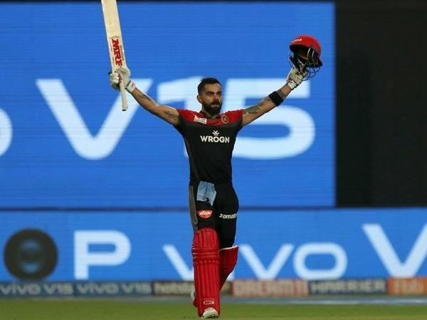 Virat Kohli hit 4 centuries out of the 7 that season