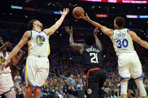 GSW have not displayed championship caliber on the defensive end.