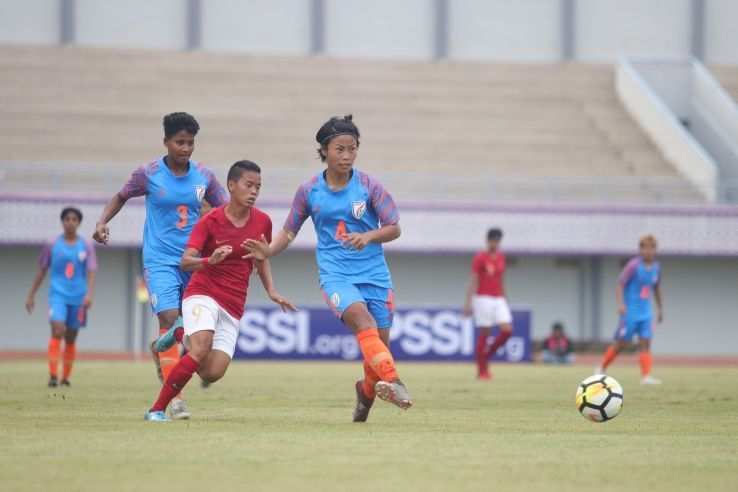 India defeated Indonesia twice in January