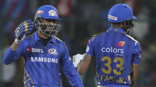 The Pandya brothers have been huge match-winners this season.