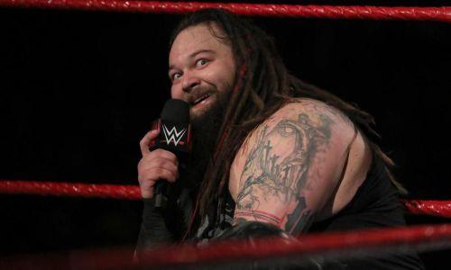 A potential return of Bray Wyatt is not very far