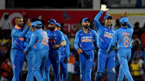 Indian Team - 2019