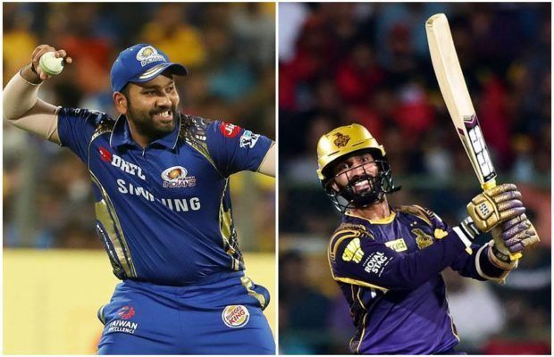 KKR and MI are the front runners for the two remaining spots in the playoffs. (Picture courtesy: iplt20.com)