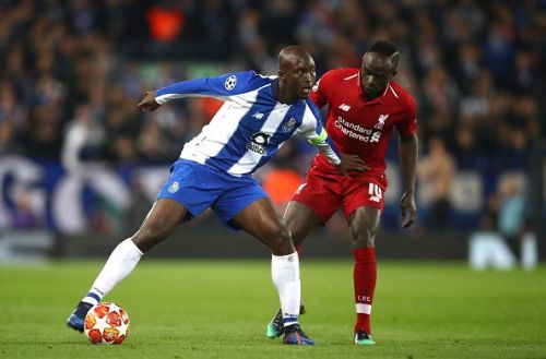 Liverpool v Porto - UEFA Champions League Quarter Final: First Leg