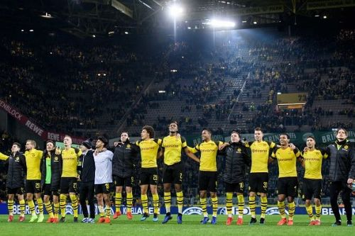A win for Borussia Dortmund can see them making one step closer to winning their first Bundesliga since 2012