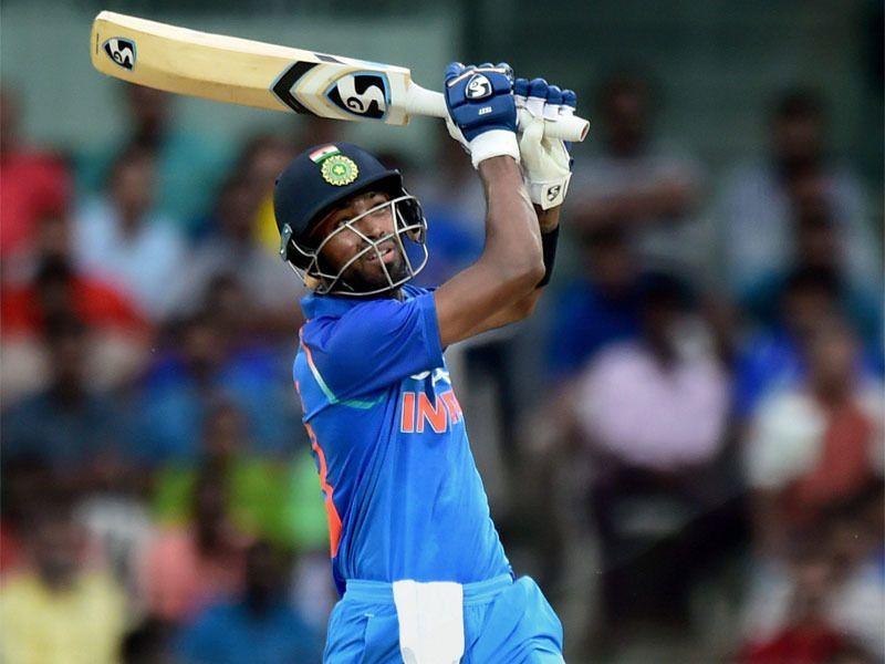 Image result for hardik pandya batting
