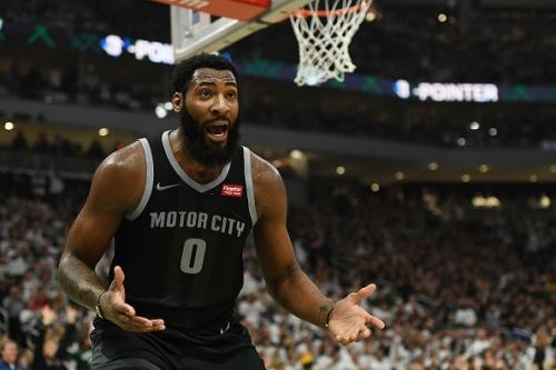 Can Drummond step his game up?