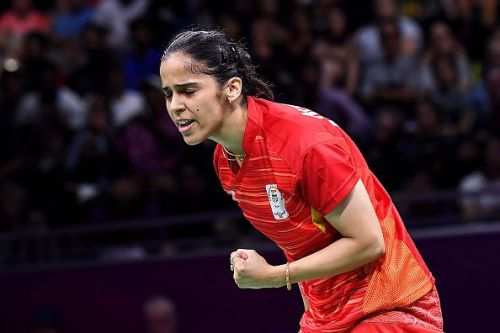 Saina remains in cruise control to enter the quarters
