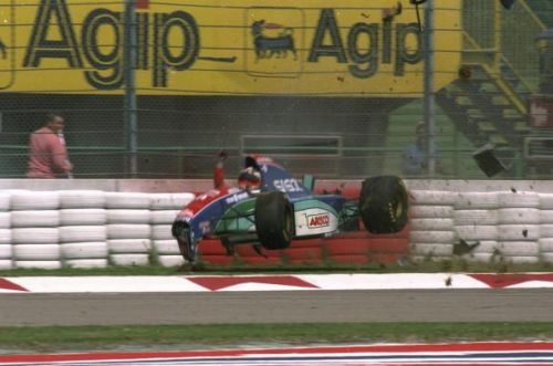 Rubens Barrichello's accident in practice often gets overlooked when reviewing the weekend's events.