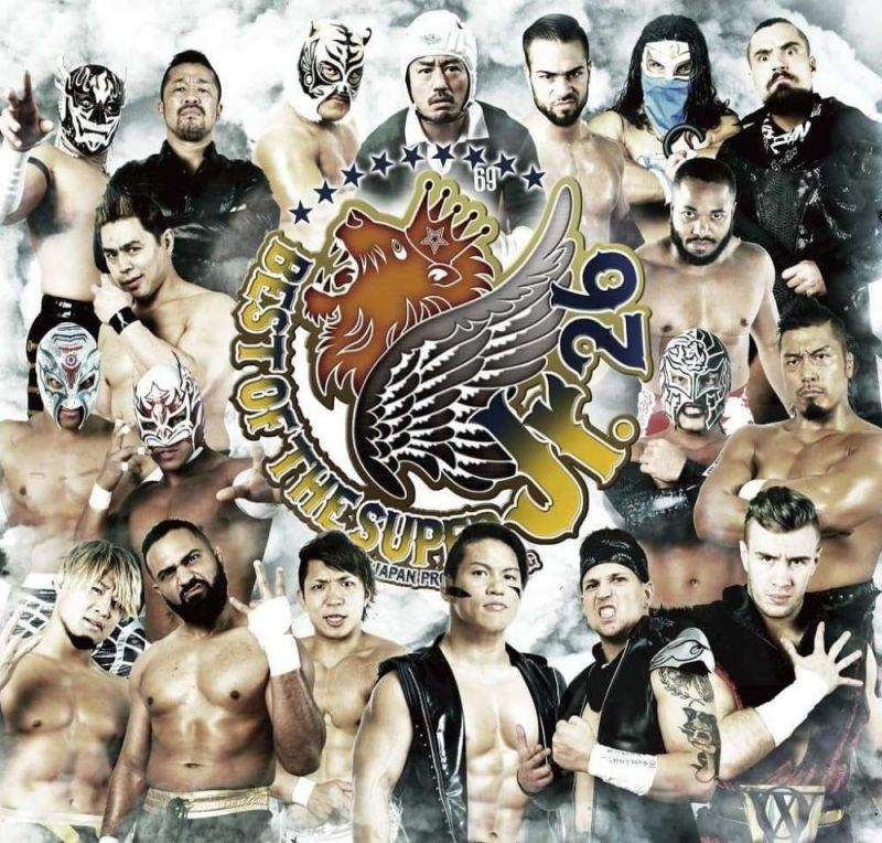 Njpw Best Of The Super Juniors 2019 10 Early Favourites To Win New Japan Pro Wrestling's Best of Super