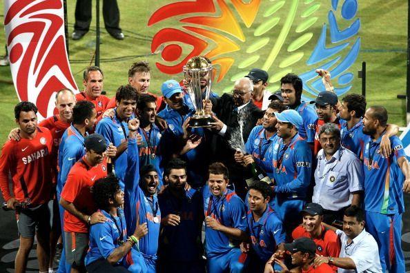 India v Sri Lanka - 2011 ICC World Cup Final