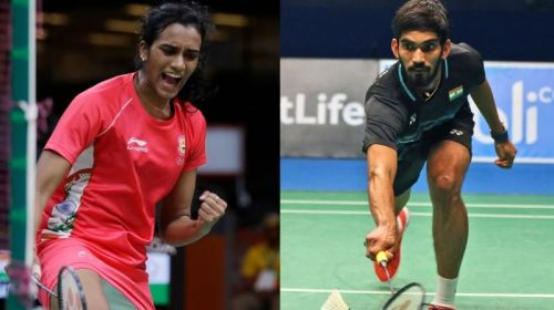 Kidambi Srikanth and PV Sindhu move into the 2nd round of Malaysia Open