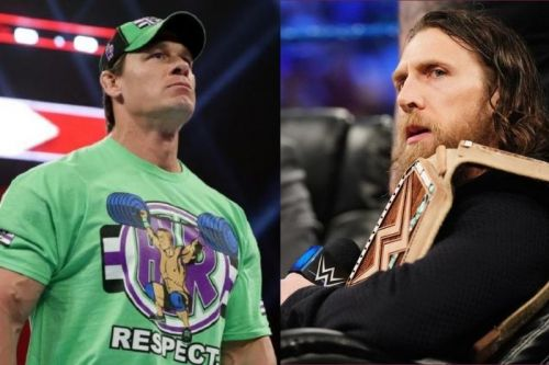 John Cena vs 'The New' Daniel Bryan would be an absolute treat to watch