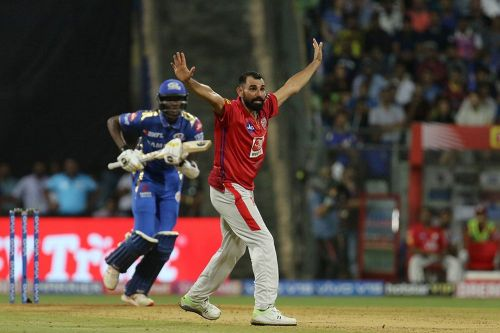Mohammed Shami has led their bowling with 9 wickets. (Image courtesy: IPLT20/BCCI)