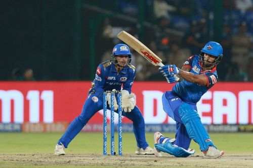 Shikhar Dhawan will open the innings with Rohit Sharma in the IPL ( Picture courtesy-BCCI/iplt20.com)