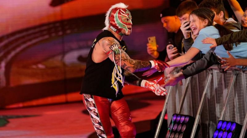 Rey Mysterio has been part of a number of interesting botches throughout his time in WWE