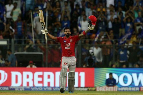KL Rahul has had an impressive season so far with 317 runs. (Image courtesy: IPLT20/BCCI)