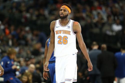 New York Knicks selected Robinson in the 2nd round