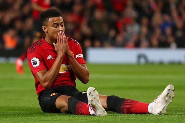 Lingard is the talk of Twitter after horrible miss as Cityzens take home 3 points.