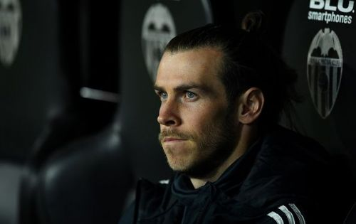 Gareth Bale was again booed by Real Madrid supporters in their victory against Eibar