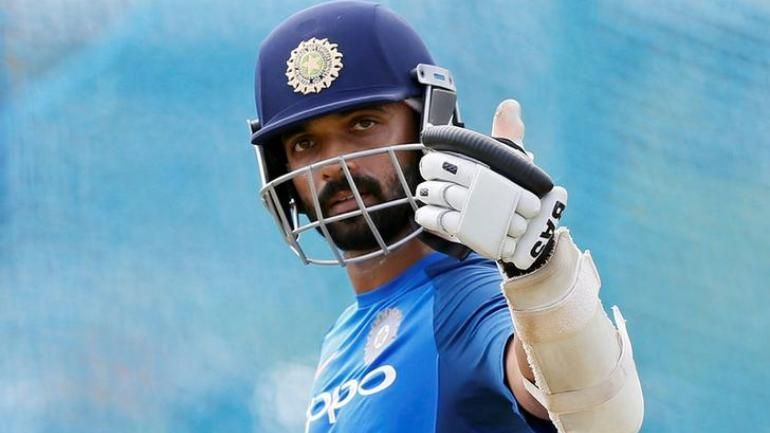 Image result for ajinkya rahane odi