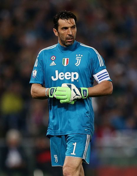 Gianluigi Buffon Profile Picture