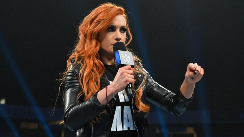 This means more for Becky