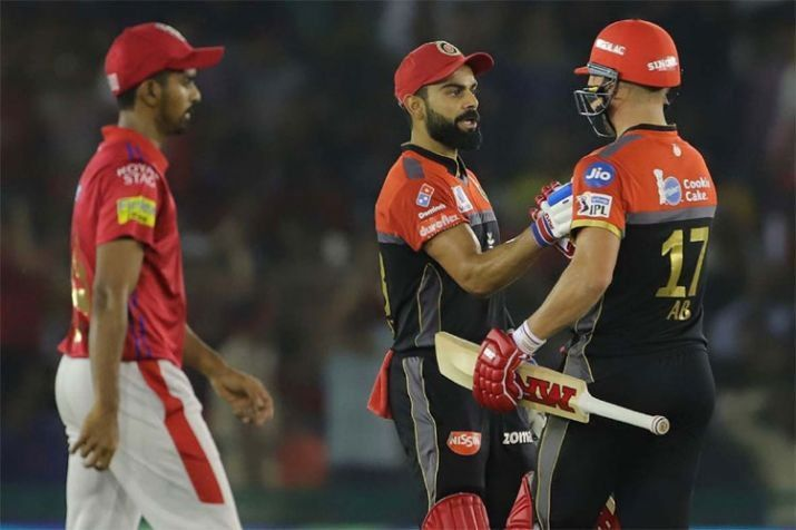RCB won their first match in 2019