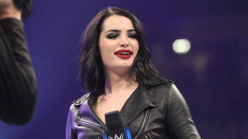 Paige returned to SmackDown Live last week