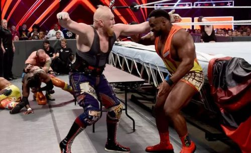 SAnitY had one of their best main roster matches against New Day
