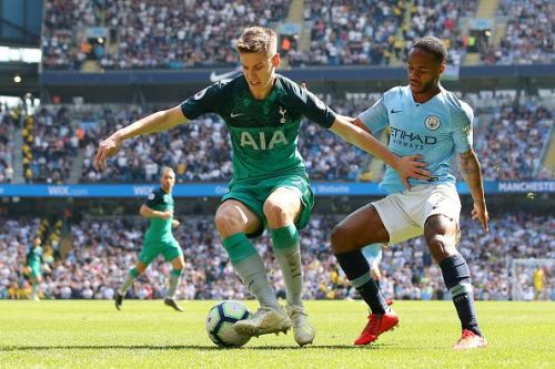 Strangely, Juan Foyth played at right wingback on Saturday.