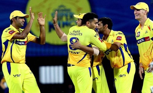 Chennai Super Kings -Image Courtesy: (BCCI/IPLT20.com)