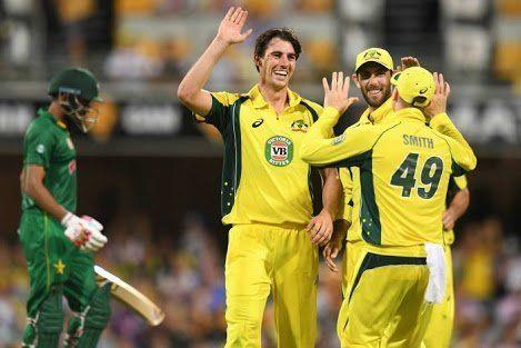 Australia won the match by 20 runs