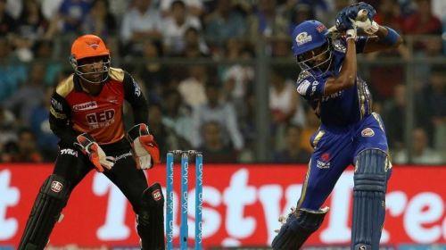 Hardik Pandya has been in sensational form for the Mumbai Indians