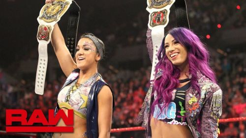'The Boss 'N' Hug Connection' lose their titles, starting this whole saga