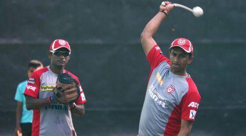 Sanjay Bangar, the Indian batting coach was part of two IPL seasons