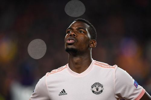 Paul Pogba has been linked with Juventus recently