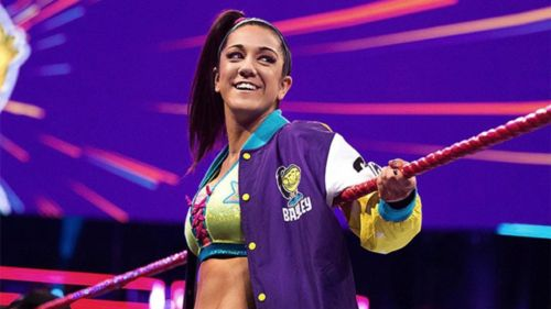 Bayley is the third biggest female star on SmackDown LIVE