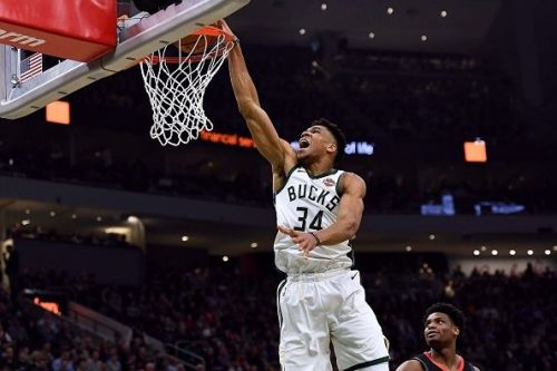 The Bucks showed great energy in this match