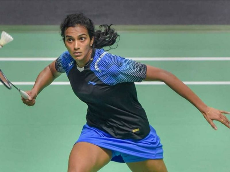 PV Sindhu lost in the 2nd round