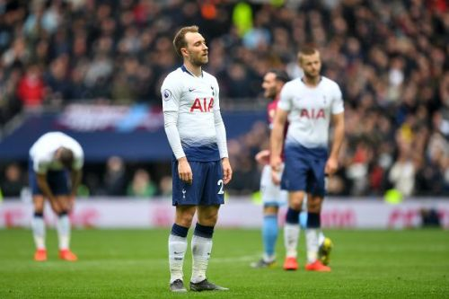 Tottenham Hotspur - In the last four games, they have lost three times