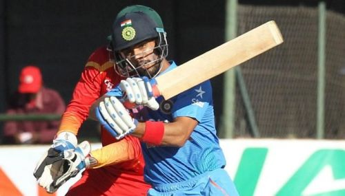 Mandeep Singh averages 43.50 in T20s for India