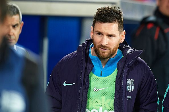 official photos 38dc8 ba7fb Lionel Messi news: Superstar's brand surpasses Real Madrid ...