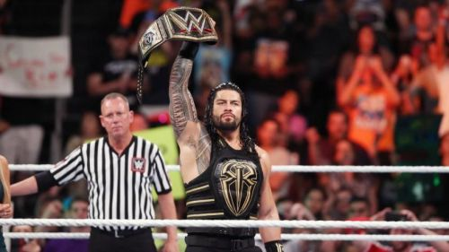What's the reason for WWE keeping Roman Reigns at bay?