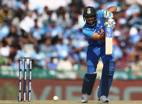 Rohit Sharma has been one of India's batting mainstays in ODIs