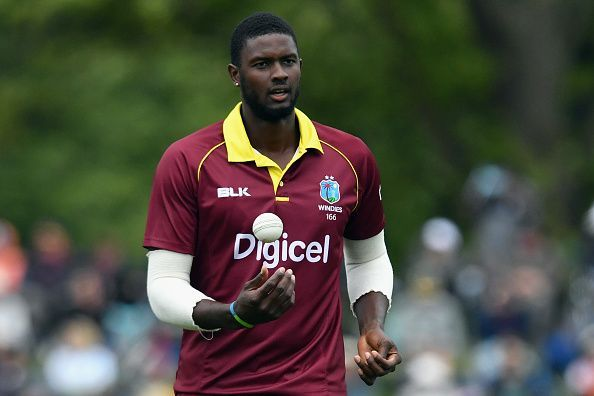 Jason Holder leads a mostly settled squad.