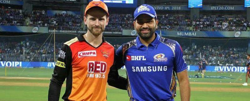 Sunrisers Hyderabad will host Mumbai Indians in the 19th fixture of IPL 2019.